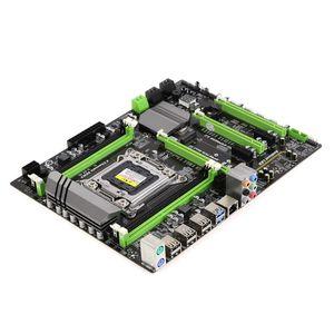 Image 3 - X79 Turbo moederbord LGA2011 ATX USB3.0 SATA3 PCI E NVME M.2 SSD ondersteuning REG ECC geheugen en Xeon E5 processor