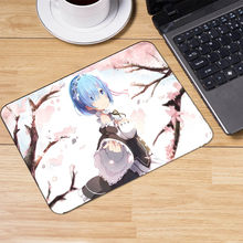 Mairuige Anime Ram Rem RE:ZERO Starting Life In Another World Mousepad DIY Pad Reol of The Re:0 Mouse Mats PC Gaming Mouse Pads(China)