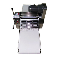 220v/380v Electric Bread Pastry dough shortening machine STPY BC400 pizza bread slicing machine roller press sheeter machine