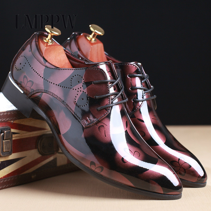 Big Size 48 Men Shoes Leather Casual Shoes Fashion Lace Up Oxfrds Shoes Breathable Patent Leather Men Flat Shoes High Quality 2A zero more fashion men shoes high quality cow suede leather men casual shoes lace up breathable shoes for men plus size 38 49