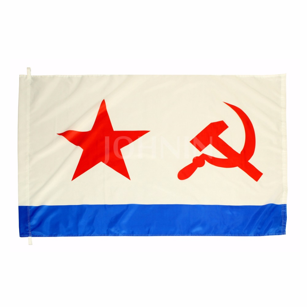 CCCP Naval navy flag Xiangying 90x135cm USSR russian army military soviet union and vice versa(China)