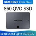SAMSUNG MZ-76Q1T0BW 860 QVO ТБ 2 ТБ 4 ТБ SSD твердотельный жесткий диск твердотельный диск для ноутбука Твердотельный диск 1T