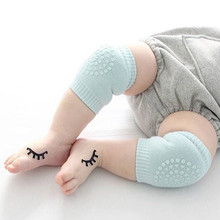Baby Crawling Anti-Slip Knee Compression Sleeve Unisex Kneecap Coverage