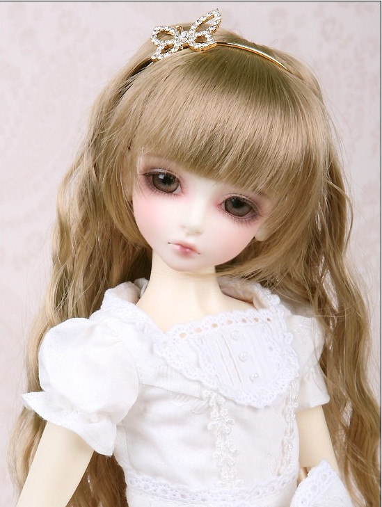 BJD / SD doll BJD doll 4 stars BORY baby girl(free eyes + free make up) 1 4 scale 43cm bjd nude doll diy make up dress up sd doll luts kid delf boy cherry girl cherry not included apparel and wig