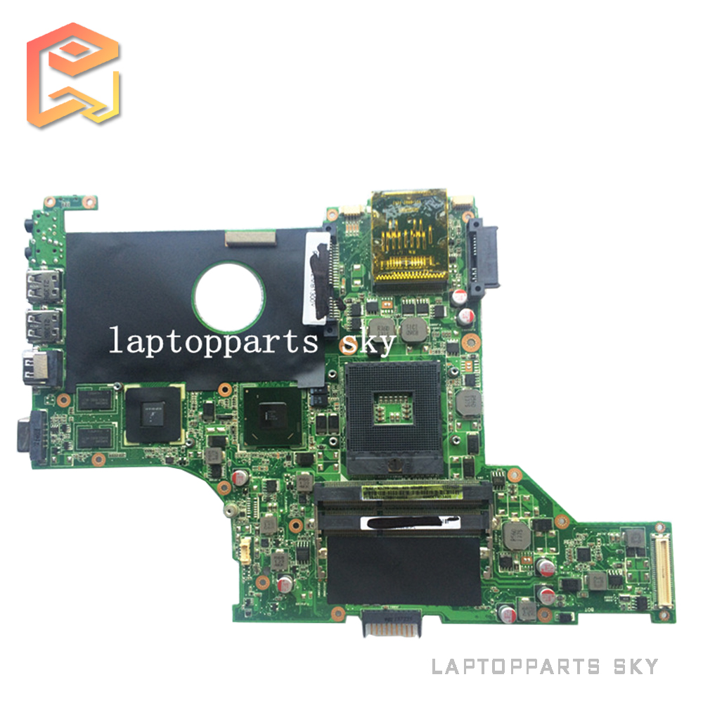 100% fully tested laptop motherboard for ASUS U30SD mainboard REV:2.0 intel DDR3 4 pieces working perfect and free shipping