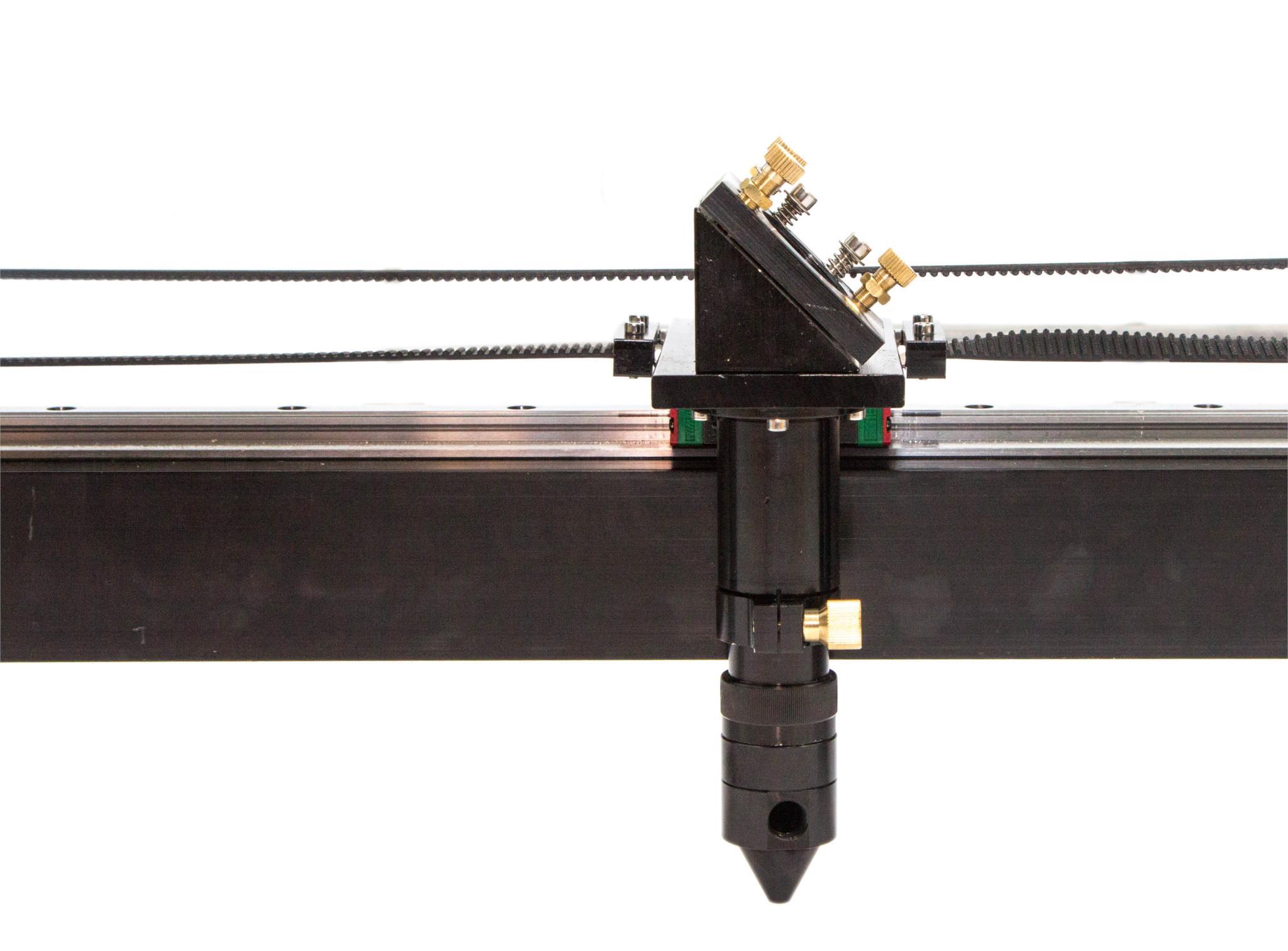 Best Quality CO2 Laser Cutting Head Reflector Diameter Laser Focusing Lens best quality aluminum laser head for co2 laser cutting engraving machine lens dia 20mm fl63 5mm left in beam