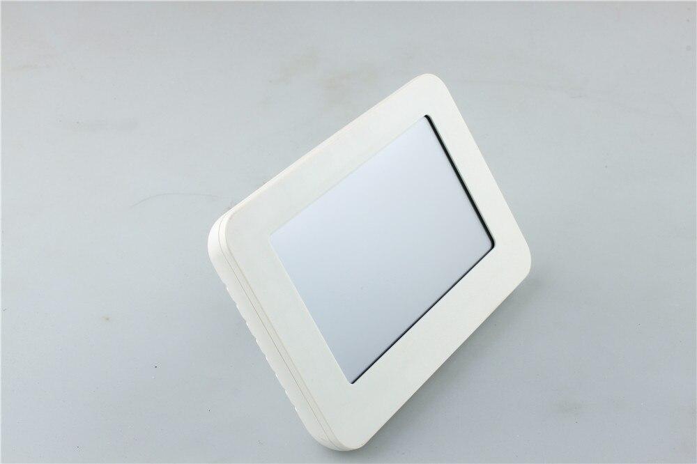 HT-CS01 grand écran couleur écran tactile Thermostat d'ambiance Thermostat de chauffage électrique par le sol interrupteur 16A - 2