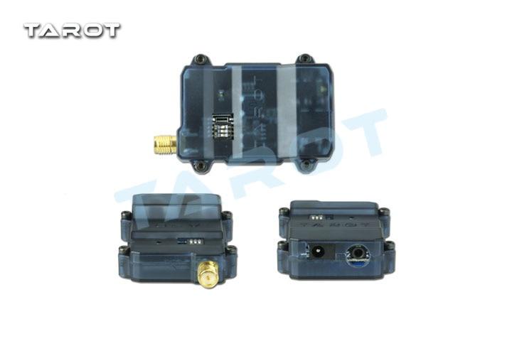 F18657 Tarot 1.2G FPV 600 MW R/TX TL300N5 AV bezprzewodowy okablowania zestaw z nadajnikiem odbiornikiem antena 1.2G dla DIY dronów wyścigowych FPV w Części i akcesoria od Zabawki i hobby na  Grupa 3