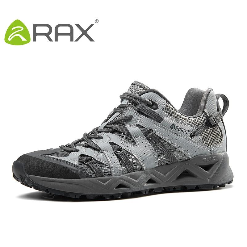 Rax Légáteresztő trekking cipő férfiak nők nyári könnyű túracipők férfiak túrázás horgászat cipő férfiak nőiZapatos