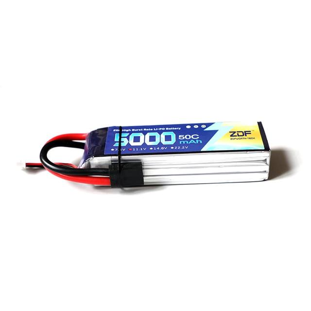 ZDF Lipo battery 3S 11.1V 5000mAh 6000mah  8000mah 10000mah 12000mah 16000mah 25C 30C 50C For RC Helicopter Quadcopter