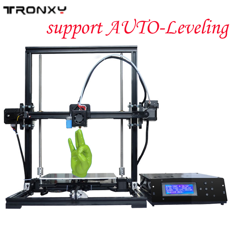 Support Auto Level Normal Reprap Prusa I3 DIY 3D Printer Kit High precision Three dimensional 3D