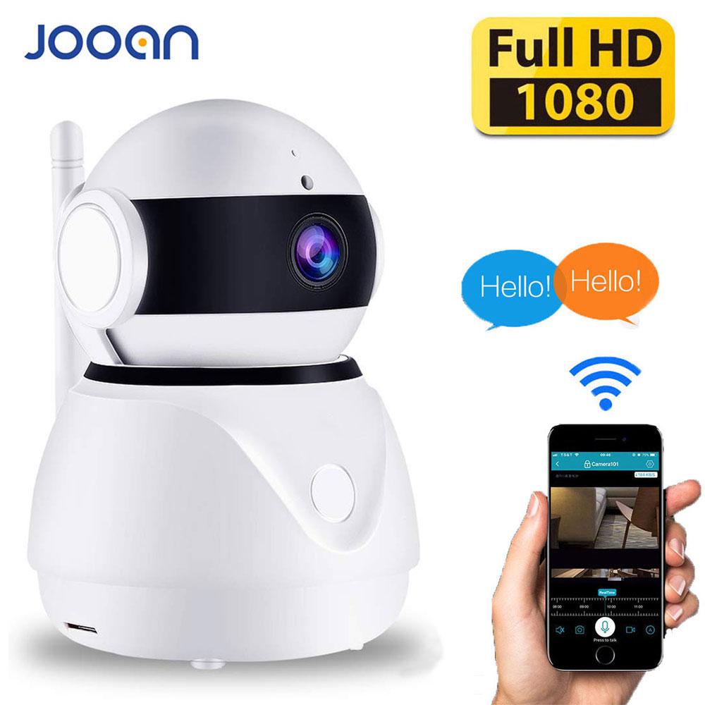 JOOAN 1080P WiFi Wireless IP Camera Security Home Network Video Surveillance Night Vision Smart pet camera