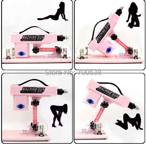 Sex Machine Female Masturbation Furniture Automatic Retractable Penis machine with dildo