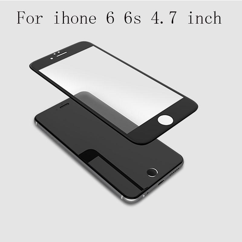 imágenes para Nillkin para el iphone 6 6s pantalla 3d cp + max 0.33mm totalmente cubierta anti-explosión de cristal templado protector de pantalla para iphone 6 6s 4.7