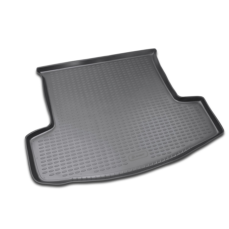 For Chevrolet Captiva Boot Luggage Tray Cargo Mat Rear Trunk 2006 - 2017 Liner Floor Pad 2007 2009 2010 2011 2012 2014 2015 2016 недорого