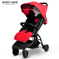 Portable and Light Baby Strollers Spirit Kids Pitman Style Strollers Travel Prams