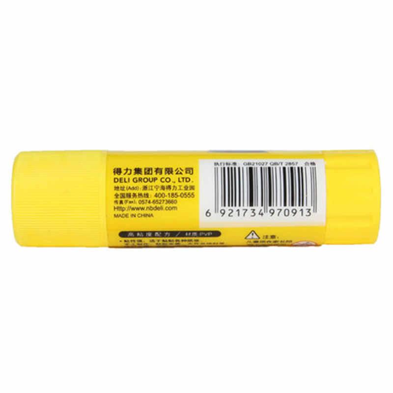 7091 قوية الصلبة الغراء حماية البيئة شريط مطاطي لاصق الصلبة الغراء القرطاسية للطلاب اللوازم المكتبية