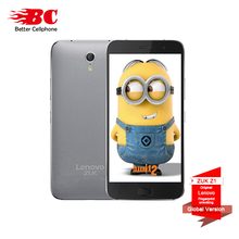 "Original Lenovo ZUK Z1 Z1221 3G RAM 64G ROM Mondial Version Quad Core Snapdragon 801 FDD-LTE 4G 4100 mAh 5.5 ""13.0MP Mobile Téléphone"