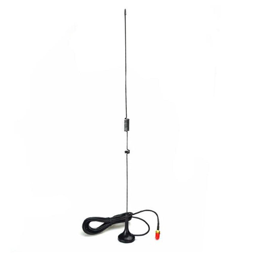 UT-106UV Dual Band VHF+UHF Magnetic Vehicle-mounted Antenna UT-106 SMA-Female For BAOFENG Nagoya Two Way Radio UV-5R TG-UV2