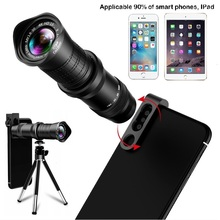Adjustable Telephoto Zoom Lens 4K 18X To 30X HD Professional Mobile Phone