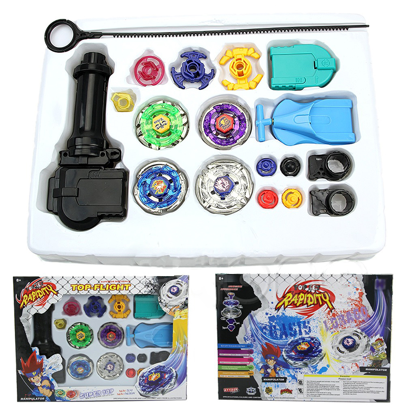 Buy Metal Fusion Master Masters Beyblade Fight Launcher Rare Toy Set