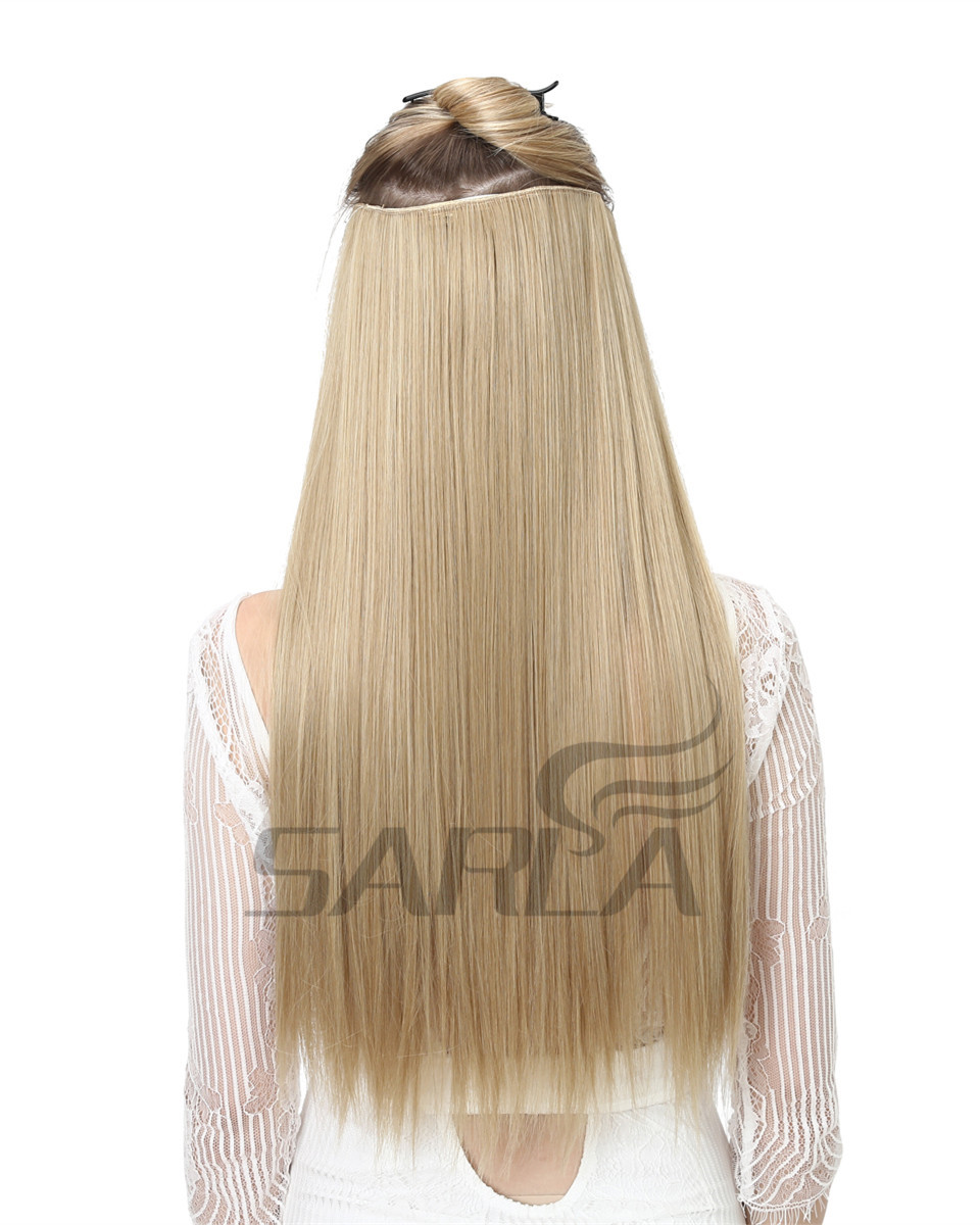 Women's 24in Straight Hair Extensions 10