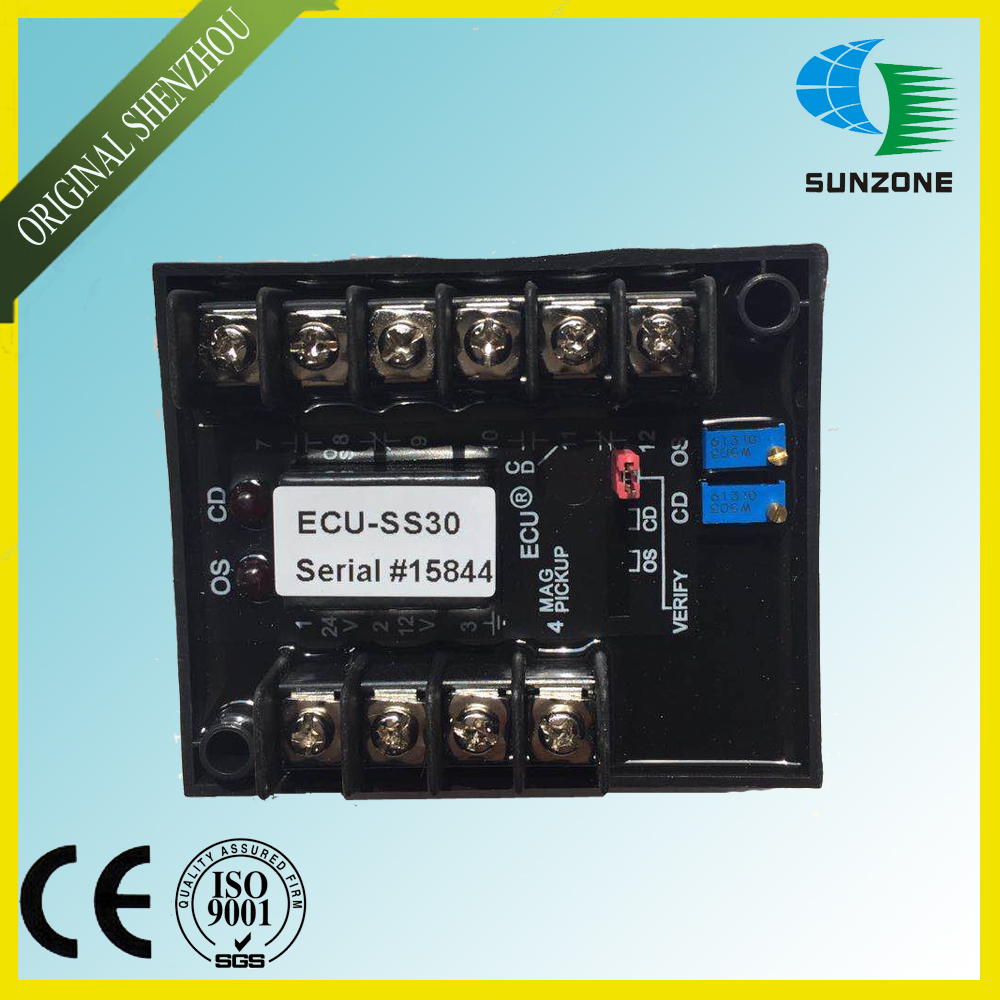 Engine Parts Overspeed Protection Board ECU-SS30 free delivery car engine computer board ecu 0261208075