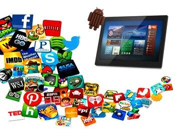 Обновлено-10,1 дюймовый ips розничный планшетный ПК (POE, Восьмиядерный Rockchip3368, 1 Гб + 8 Гб, Android6.0, HDMI выход, Bluetooth, камера, микрофон)