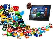10.1 pulgadas IPS tablet pc Al Por Menor (POE, 1 GB + 8 GB, Rockchip3188, Android4.4 Kitkat, construido en la batería 5000mha, 1hdmiout, BT, cámara)