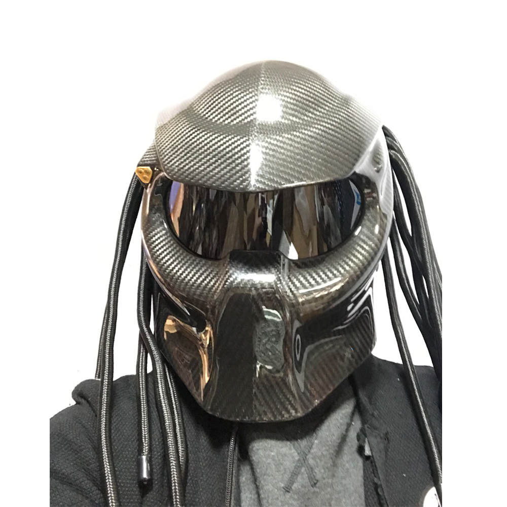Online shop knight predator carbon fiber motorcycle helmet full face online shop knight predator carbon fiber motorcycle helmet full face iron man helmet dot safety certification fringed braids black aliexpress mobile 1betcityfo Gallery
