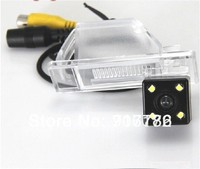Factory Selling Color CCD Car Reverse Rear View Backup Camera Parking Rearview For NISSAN QASHQAI X