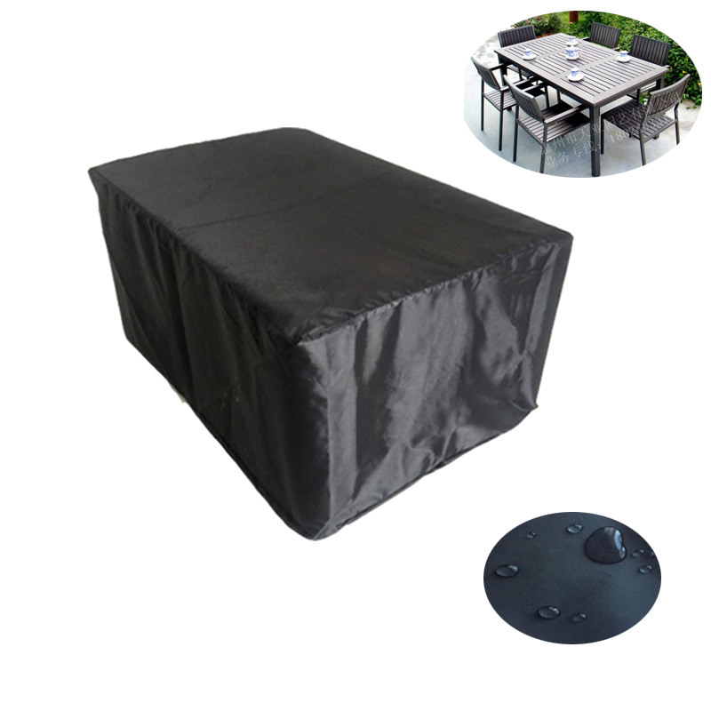 Hot Outdoor Garden Furniture Rain Cover Waterproof Oxford Cloth Table Sofa Protection Garden Patio Rain Snow Dustproof Covers