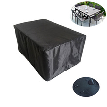 Hot Outdoor Garden Furniture Rain Cover Waterproof Oxford Cloth Table Sofa Protection Patio Snow Dustproof Covers