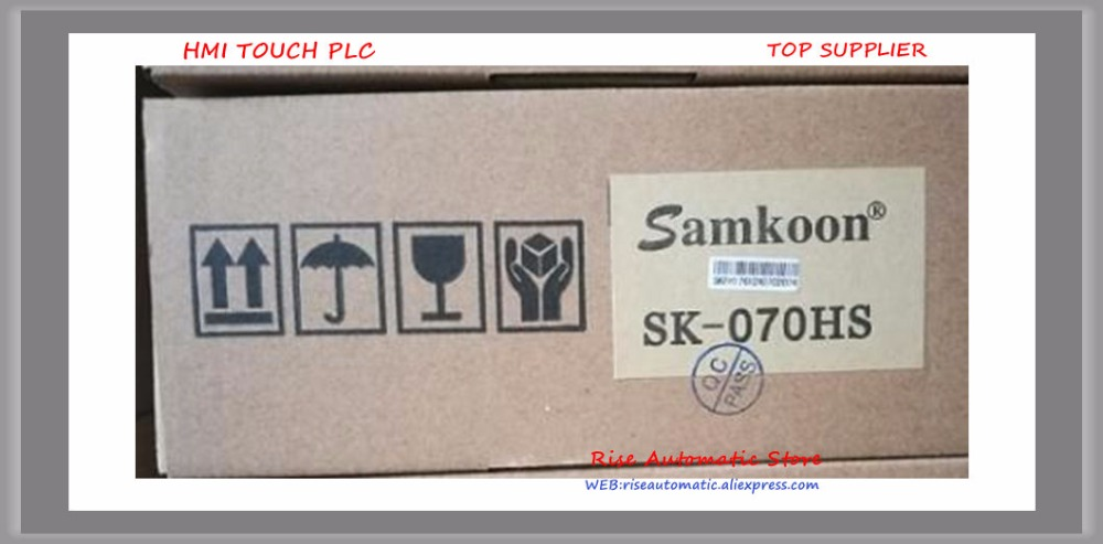7 Inch SK-070BS updated to SK-070HS Industrial Tou ch Screen HMI New Original7 Inch SK-070BS updated to SK-070HS Industrial Tou ch Screen HMI New Original