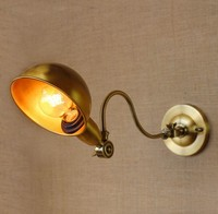 Arandela Edison Retro Loft Estilo Industrial Do Vintage Lâmpada de Parede Luminárias de Parede de Rotação À Esquerda Ou À Direita Para A Iluminação Interna|vintage wall lamp|wall light fixture|wall lamp -