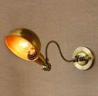 Edison Wandkandelaar Retro Loft Stijl Industriële Vintage Wandlamp Links Of Rechts Rotatie Muur Verlichtingsarmaturen Voor Binnenverlichting