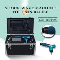 פיזי כאב טיפול מערכת הלם גל מכונת להקלה על כאב משכך עם 2000 000 יריות