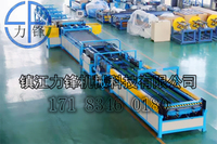 Widely Used Automatic Ductwork Ducting Line 5 Hvac TDF TDC Flange Former Ductwork Duct Manufacture Machine