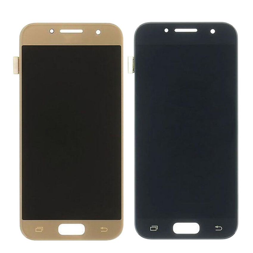 100% Tested Working For <font><b>SAMSUNG</b></font> A3 2017 <font><b>A320</b></font> <font><b>LCD</b></font> Display Touch Screen Digitizer For <font><b>Samsung</b></font> <font><b>A320</b></font> <font><b>LCD</b></font> Replacement image