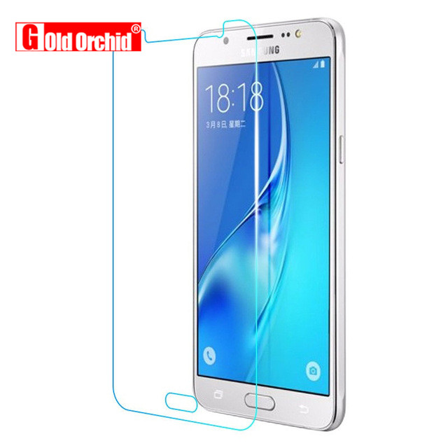 For Samsung Galaxy J1 J2 J3 J5 J7 Real Premium Tempered Glass HD Screen Protector Model 2015 2016 2017 Protective Film Guard