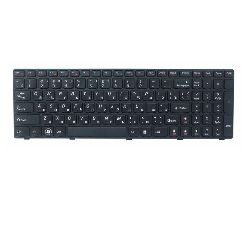 Russia RU New Keyboard FOR Lenovo Y500 Y500N Y510P Y500NT BLACK Laptop Keyboard Replace Notebook Keyboard Black Hot Selling!!!