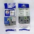 Бесплатная доставка 5 шт совместимый brother 36 мм TZE лента TZ-261 tze261 tz261 tze 261 черный на белой этикетке принтер
