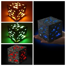 how to craft redstone lamps