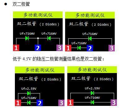 Multifonctionnel Transistor Testeur Lcr Tc1 Écran Couleur De