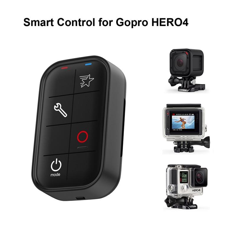 TELESIN Magnetic Charging Waterproof WIFI Remote Control Smart Controller for GoPro Hero 6 Hero 5 Hero 4 Hero5/4 Session Hero 3+ hero