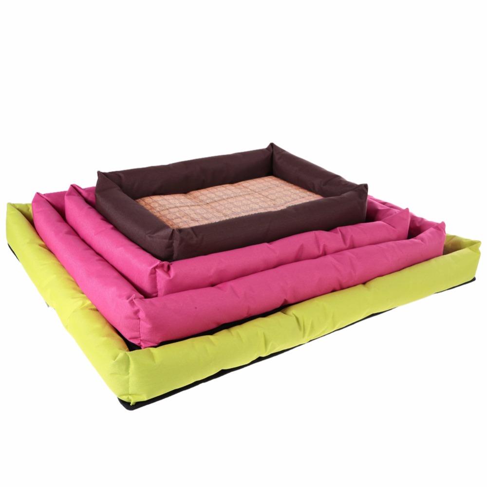 Hot Summer Cooling Dog Bedding