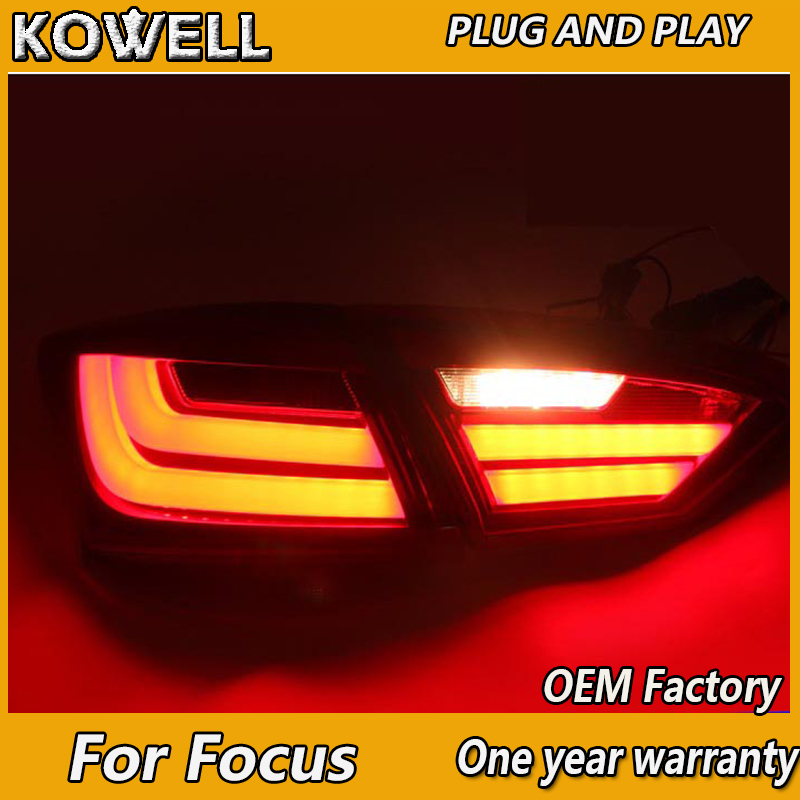 buy led tail lights ford focus and get free shipping on aliexpress com