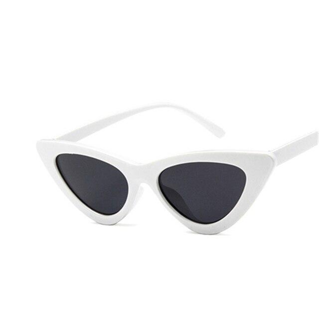 New Cat Eye Kids Sunglasses Fashion Brand Child Sun Glasses Anti-uv Baby Sun-shading Girl Boy Sunglass oculos de sol