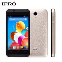 Originele IPRO WAVE 4.0 512 MB RAM 4 GB ROM 4.0 Inch Celulares Ontgrendeld Mobiele Telefoon Android Google Smartphone Dual SIM Cellphones
