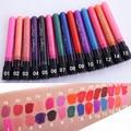 28 colors Set Matte Lipstick Velvet Dragon Lips Long-lasting Waterproof matte Liquid Lip gloss Fashion Makeup Batom